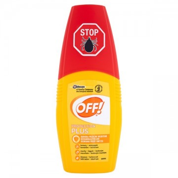 Off repelent - Protection plus - rozprašovač 100ml